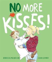 No More Kisses!