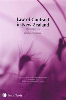 The Law of Contract in New Zealand