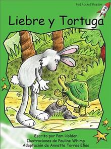 Liebre y Tortuga: Hare and Tortoise