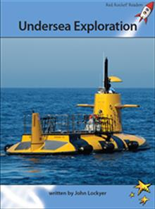 Red Rocket Readers: Advanced Fluency 4 Non-Fiction Set A: Undersea Exploration