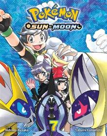 Pokemon: Sun & Moon, Vol. 7