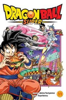 Dragon Ball Super, Vol. 11