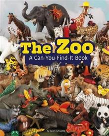 The Zoo: a Can-You-Find-it Book (Can You Find it?)