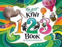The Great Kiwi 123 Book