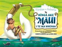 How Maui Fished up the North Island (Te Reo Edition)