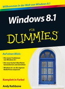 Windows 8.1 Fur Dummies