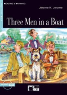 Reading & Training: Three Men in a Boat + audio CD