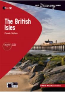 Reading & Training Discovery: The British Isles + audio CD