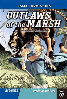 Outlaws of the Marsh Volume 7: Predator and Prey