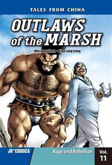 Outlaws of the Marsh, Volume 11: Rage and Rebellion