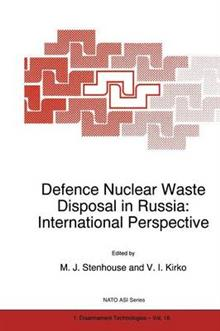 Defence Nuclear Waste Disposal in Russia: International Perspective