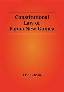Constitutional Law of Papua New Guinea