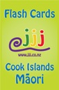 Cook Island Maori Flash Cards