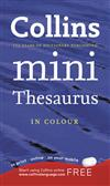 Collins Mini Thesaurus