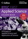 Student Book: Principles of Applied Science & Application of Science