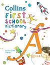 Collins First School Dictionary: Learn with Words