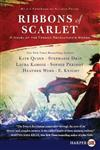 Ribbons Of Scarlet: A Novel Of The French Revolution's Women [Large Print]