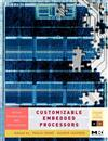 Customizable Embedded Processors: Design Technologies and Applications: Volume .