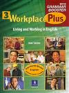 Workplace Plus 3 with Grammar Booster Workbook