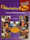 Workplace Plus 4 with Grammar Booster Workbook