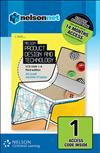 Nelson Product Design and Technology VCE Units 1-4 Access Card 1 Year