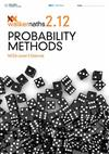 Walker Maths Senior 2.12 Probability Methods Workbook