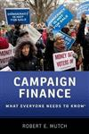 Campaign Finance: What Everyone Needs to Know (R)