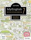 Oxford MyEnglish 7 WA Student book + obook assess