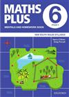 Maths Plus NSW Syllabus Mentals and Homework Book 6, 2020