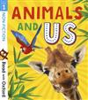 Read with Oxford: Stage 1: Non-fiction: Animals and Us