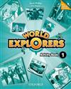 World Explorers: Level 1: Activity Book with Online Practice