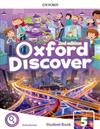 Oxford Discover: Level 5: Student Book Pack