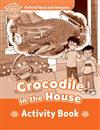 Oxford Read and Imagine: Beginner:: Crocodile In The House activity book