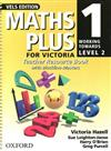 Maths Plus for Victoria - Teacher Resource Book Year 1