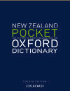 New Zealand Pocket Oxford Dictionary
