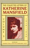 The Collected Letters of Katherine Mansfield: Volume III: 1919-1920