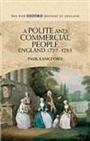 A Polite and Commercial People: England 1727-1783