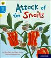 Oxford Reading Tree Story Sparks: Oxford Level 3: Attack of the Snails