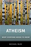 Atheism: What Everyone Needs to Know (R)
