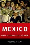 Mexico: What Everyone Needs to Know (R)
