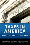 Taxes in America: What Everyone Needs to Know (R)