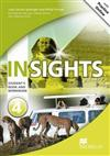 Insights Level 4 Student book and Workbook with MPO pack