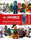 LEGO (R) Ninjago Character Encyclopedia Updated and Expanded: With Minifigure