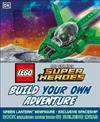 LEGO DC Comics Super Heroes Build Your Own Adventure: With minifigure and exclusive model