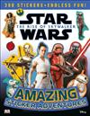 Star Wars The Rise of Skywalker Amazing Sticker Adventures