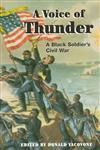 A Voice of Thunder: A BLACK SOLDIER'S CIVIL WAR