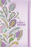 NIV, Psalms and Proverbs, Hardcover, Purple, Comfort Print: Poetry and Wisdom for Today