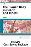The Human Body in Health & Illness - Text and Study Guide Package