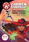 Carmen Sandiego: Chasing Paper Caper (Graphic Novel)