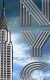New York City Chrysler Building Sir Michael Writing Drawing Journal